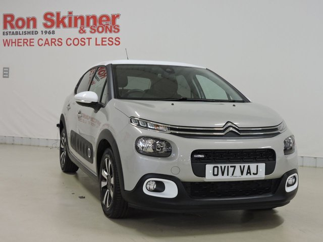 View our 2017 17 CITROEN C3 1.2 PURETECH FLAIR 5d 81 BHP