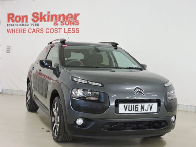 View our 2016 16 CITROEN C4 CACTUS (61)   1.6 BLUEHDI FLAIR 5d 98 BHP