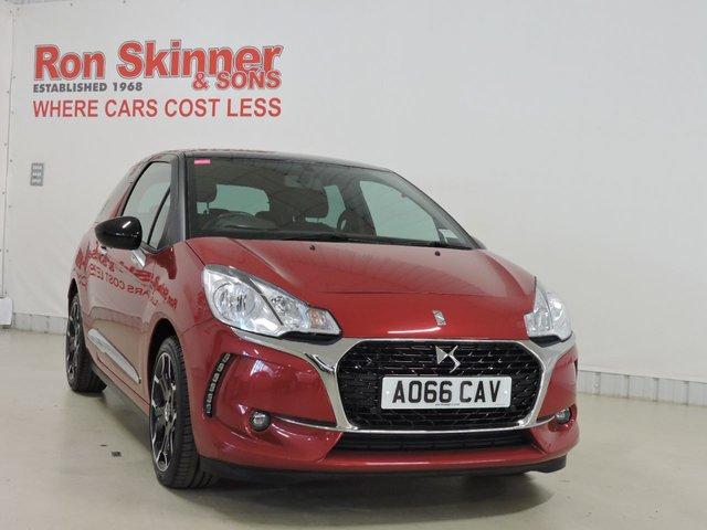 View our 2016 66 DS DS 3 (28)   1.6 BLUEHDI ELEGANCE S/S 3d 98 BHP