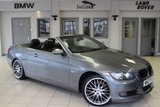 USED 2007 07 BMW 3 SERIES 3.0 325I SE 2d 215 BHP FULL SERVICE HISTORY + FULL BLACK LEATHER SEATS + SATELLITE NAVIGATION + BLUETOOTH PREP + CRUISE CONTROL + 17 INCH ALLOYS + AUTOMATIC AIR CONDITIONING