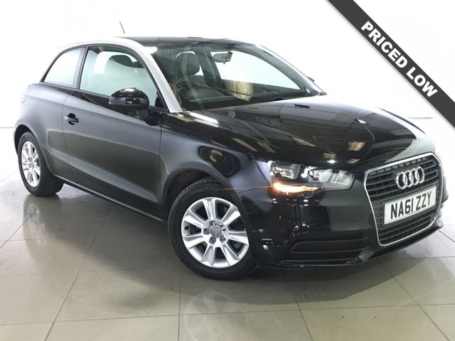 View our 2011 61 AUDI A1 1.6 TDI SE 3d 103 BHP