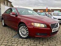2006 VOLVO S80 2.4 D SE 4d AUTO 161 BHP £4900.00