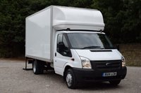 2014 FORD TRANSIT 2.2 350 DRW  124 BHP £11950.00