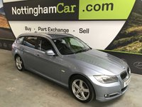 USED 2011 61 BMW 3 SERIES 2.0 320D EXCLUSIVE EDITION TOURING 5d 181 BHP