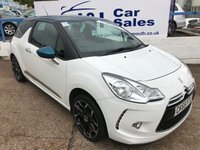USED 2015 65 DS DS 3 1.2 PURETECH DSTYLE 3d 80 BHP