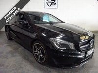 USED 2014 MERCEDES-BENZ CLA 2.1 CLA220 CDI AMG SPORT 4d AUTO 170 BHP