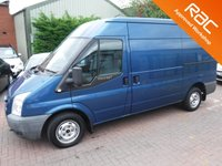 USED 2007 07 FORD TRANSIT 2.2 280 MWB SHR 1d 130 BHP WE HAVE OVER 30 VANS IN STOCK LW/SWB/MWB CREW CABS  Aintree Garages are Pleased to Present a Wide Range of Pre Owned Vehicles. All Of Our Cars are Fully Checked And Prepared to Meet our high standard  We have a RAC approved work shop . All of our Cars Come With a Top Quality auto guard Extendable Warranty and 12 Months  Roadside Assistance. Our CLICK and COLLECT Finance Packages are Available in Most Cases and Include Zero Deposit and Low Rate Options (subject to status). We Aim to Offer an Imm