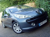 2007 PEUGEOT 207 1.6 SPORT 5d 108 BHP £2999.00