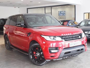 2014 LAND ROVER RANGE ROVER SPORT 4.4 AUTOBIOGRAPHY DYNAMIC 5d 339 BHP £42990.00