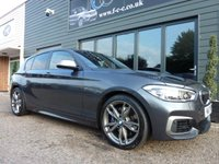 2017 BMW 1 SERIES 3.0 M140I 5d AUTO 335 BHP £SOLD