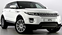 USED 2012 12 LAND ROVER RANGE ROVER EVOQUE 2.2 SD4 Prestige Lux AWD 5dr Auto Pan Roof, Surround Cams, TV ++