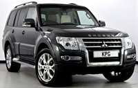 USED 2016 65 MITSUBISHI SHOGUN 3.2 DI-DC SG5 LWB SUV 5dr Auto Stunning top of the Range SG5!