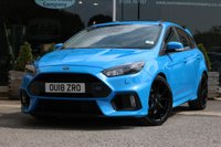 USED 2018 18 FORD FOCUS 2.3 RS 5d 346 BHP