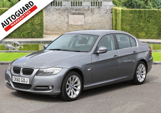 2010 60 BMW 3 SERIES 2.0 320I EXCLUSIVE EDITION 4d 168 BHP