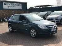 2007 VAUXHALL ASTRA 1.6 CLUB 16V 5 Door Cambelt Kit Replaced 100 BHP £2195.00