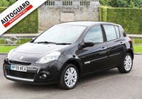 USED 2009 59 RENAULT CLIO 1.1 DYNAMIQUE TCE 5d 100 BHP Drive away from only £17 p/w!