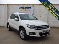USED 2012 61 VOLKSWAGEN TIGUAN 2.0 SE TDI BLUEMOTION TECHNOLOGY 4MOTION 5d 138 BHP Full VW History New Cambelt 0% Deposit Finance Available