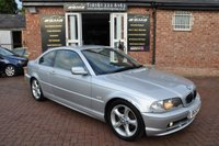 2002 BMW 3 SERIES 2.2 320CI SE 2d 168 BHP £1295.00