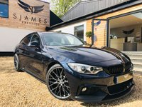 2016 BMW 4 SERIES 3.0 435D XDRIVE M SPORT GRAN COUPE 4d AUTO 309 BHP £26290.00