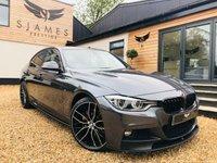 2014 BMW 3 SERIES 3.0 330D M SPORT 4d AUTO 255 BHP £19490.00