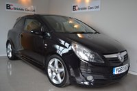 2010 VAUXHALL CORSA 1.4 SRI 3d 98 BHP £3995.00