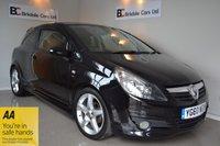 2010 VAUXHALL CORSA 1.4 SRI 3d 98 BHP £3895.00