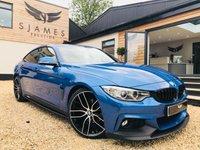 2016 BMW 4 SERIES 3.0 430D M SPORT GRAN COUPE 4d AUTO 255 BHP £22990.00