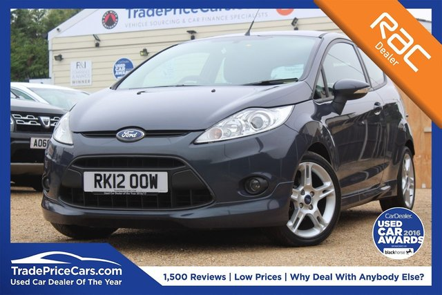 View our FORD FIESTA
