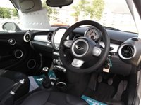 USED 2007 07 MINI HATCH COOPER 1.6 COOPER 3d 118 BHP 2 OWNER'S, ONLY 42K!