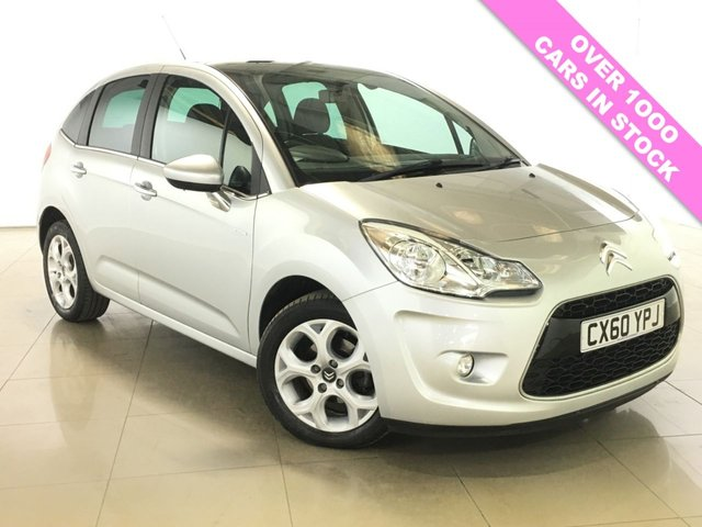 View our 2010 60 CITROEN C3 1.6 HDI EXCLUSIVE 5d 90 BHP