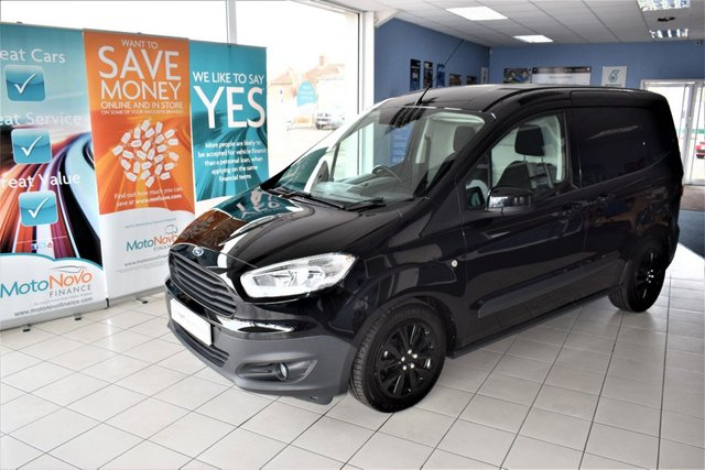2015 64 FORD TRANSIT COURIER 1.6 TREND TDCI  94 BHP