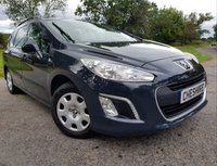 USED 2013 13 PEUGEOT 308 SW 1.6 HDI SW ACCESS 5d 12 MONTH MOT