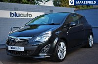 USED 2013 13 VAUXHALL CORSA 1.4 SRI 3d 98 BHP 1 Owner, Sport Seats, Air Con, Cruise Control.......