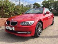2012 BMW 3 SERIES 2.0 320D SE 2d AUTO 181 BHP £11990.00