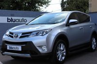 USED 2013 13 TOYOTA RAV-4 2.0 VVT-I ICON 5d AUTO 151 BHP Rare Petrol Model, Satellite Navigation, Reverse Parking Camera, Heated Seats with Full Leather