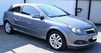 2007 VAUXHALL ASTRA 1.6 SXI 3d 115 BHP £1250.00