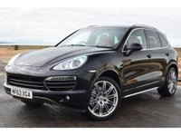 USED 2013 63 PORSCHE CAYENNE  4.2 S Tiptronic S 5dr **SORRY, NOW SOLD**
