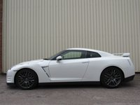 USED 2016 16 NISSAN GT-R 3.8 V6 2d AUTO 550 BHP