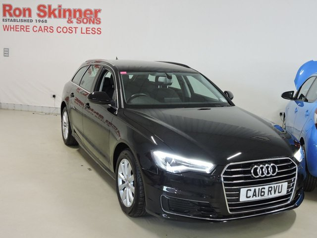 View our 2016 16 AUDI A6 (104)   2.0 AVANT TDI ULTRA SE 5d AUTO 188 BHP