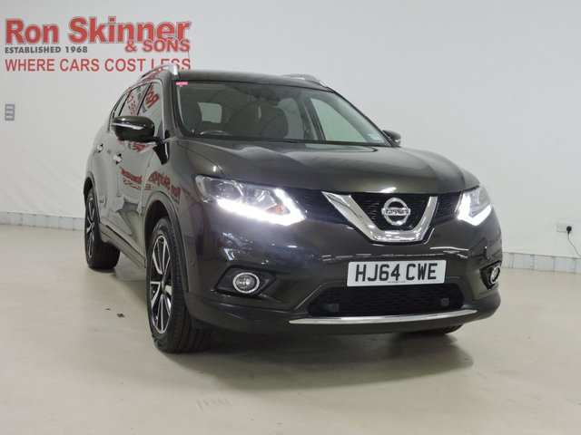 View our 2014 64 NISSAN X-TRAIL (125)    1.6 DCI TEKNA 5d 130 BHP