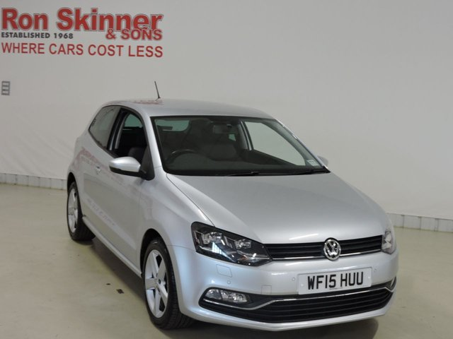 View our 2015 15 VOLKSWAGEN POLO (112)   1.2 SEL TSI 3d 109 BHP