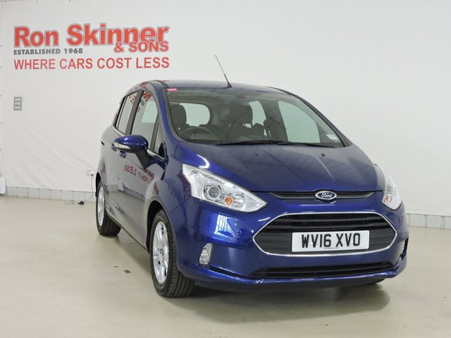 View our 2016 16 FORD B-MAX (128)   1.4 ZETEC 5d 89 BHP