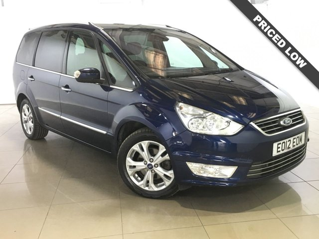 View our 2012 12 FORD GALAXY 2.0 TITANIUM TDCI 5d 138 BHP