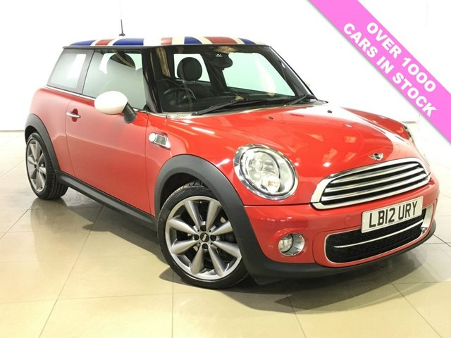 View our 2012 12 MINI HATCH COOPER 2.0 COOPER D LONDON 2012 EDITION 3d AUTO 110 BHP