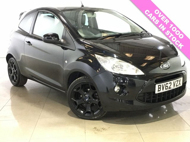View our 2012 62 FORD KA 1.2 GRAND PRIX II 3d 69 BHP