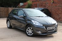 USED 2013 63 PEUGEOT 208 1.0 ACTIVE 5d 68 BHP ***** ZERO ROAD TAX *****