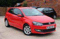 USED 2012 62 VOLKSWAGEN POLO 1.2 MATCH 3d 59 BHP ****  BEAUTIFUL CONDITION ****