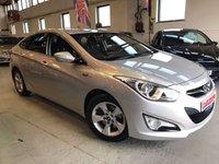 USED 2012 62 HYUNDAI I40 1.7 CRDI ACTIVE BLUE DRIVE 4d 114 BHP
