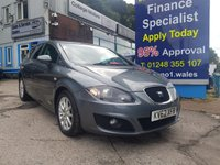 2012 SEAT LEON 1.6 CR TDI SE COPA 5d 103 BHP, only 37000 miles £6995.00