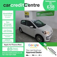 USED 2014 64 VOLKSWAGEN UP 1.0 HIGH UP 5d AUTO 74 BHP